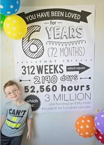 imagenes de carteles para cumpleaños en cartulina
