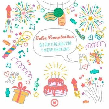 tarjetas cristianas para cumpleaños para editar