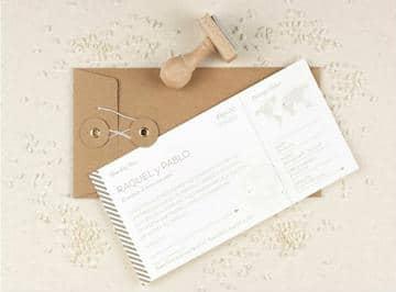 diseños de invitaciones de boda en español