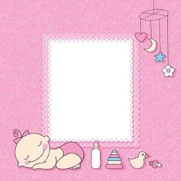 etiquetas para baby shower niña bebe