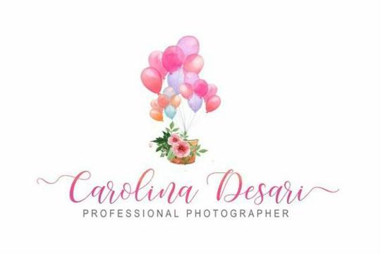 tarjetas de presentacion de globos bonitas