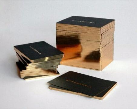 diseños de tarjetas de presentacion de joyeria