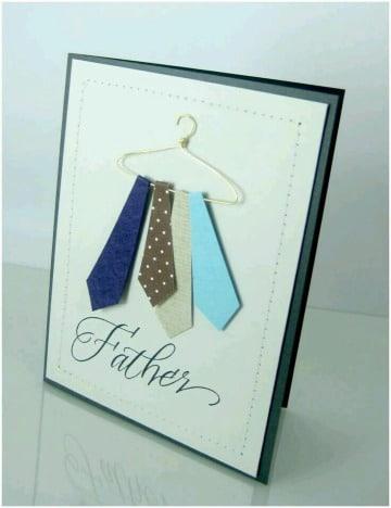 invitaciones para el dia del padre paso a paso