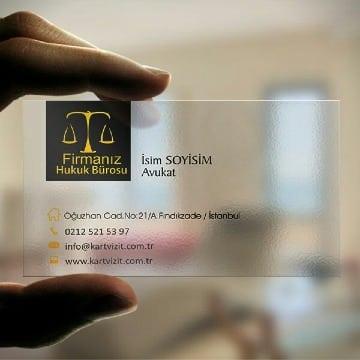 tarjetas de presentacion abogados originales