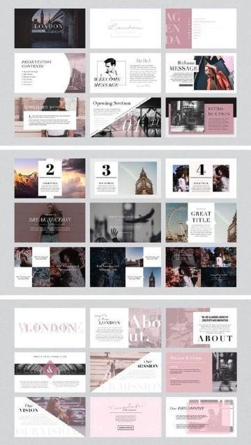 imagenes de presentaciones creativas para exposiciones