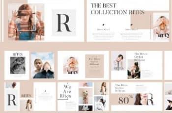 presentaciones creativas para exposiciones de moda