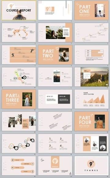presentaciones creativas para exposiciones modernas