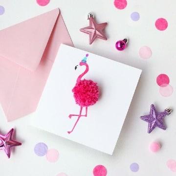tarjetas hechas a mano para cumpleaños