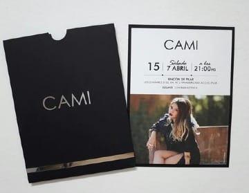diseño de tarjetas de invitacion original