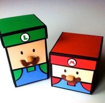 imagenes de cajas de carton para regalo