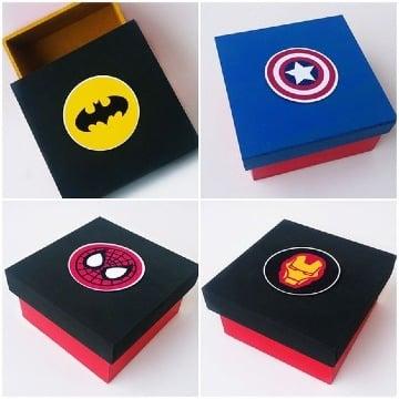 modelos de cajas de carton para regalo