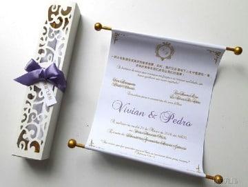 originales modelos de invitaciones de boda