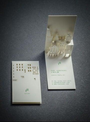 crearivas tarjetas de presentacion arquitectos