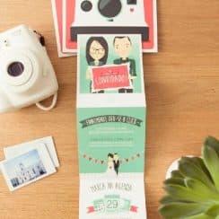 creativas de tarjetas de matrimonio religioso