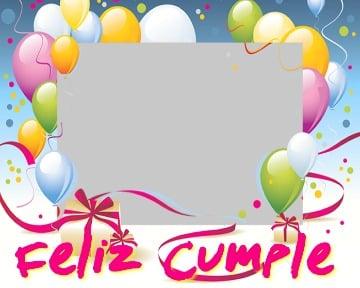tarjetas de cumpleaños personalizadas para editar gratis