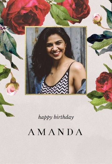 tarjetas de cumpleaños personalizadas para editar