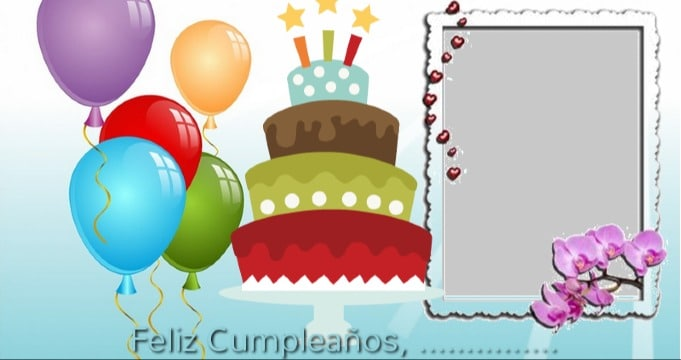 tarjetas de cumpleaños personalizadas para enviar
