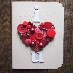 tarjetas del día del amor y la amistad para novio