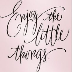 frases en ingles para instagram tipografias elegantes