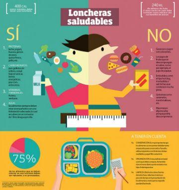 infografia para niños de primaria de comidas