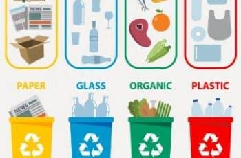 reciclaje de infografia para niños de primaria