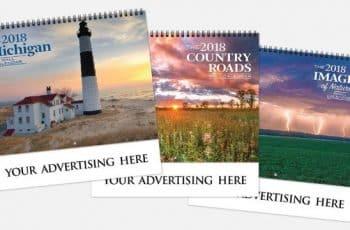 calendarios publicitarios 2018 con fotos