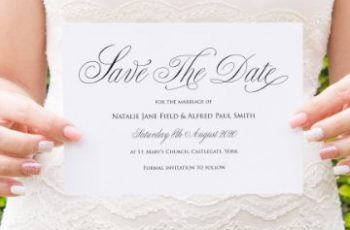 tarjetas de matrimonio elegantes pop up