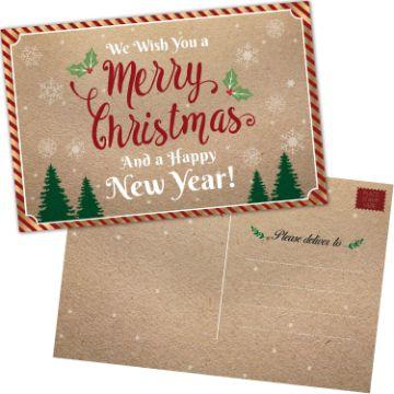 tarjetas de navidad 2019 recicladas