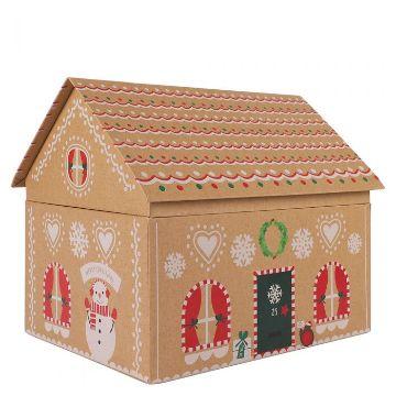 cajas de regalo navideñas figuras