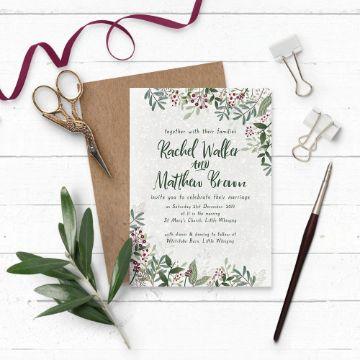 hacer tarjetas de boda online diseños