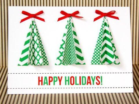tarjetas navideñas creativas divertidas