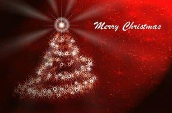 tarjetas virtuales de navidad sencillas