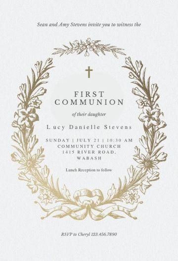 estampas de primera comunion marcos