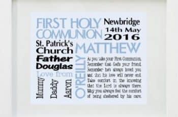 estampas de primera comunion textos