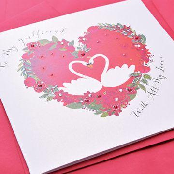 tarjetas de amor para mi novia bonitas