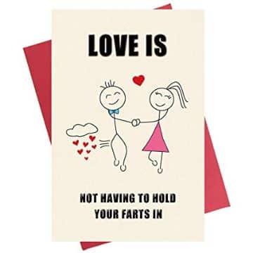 tarjetas de amor para mi novio divertidas
