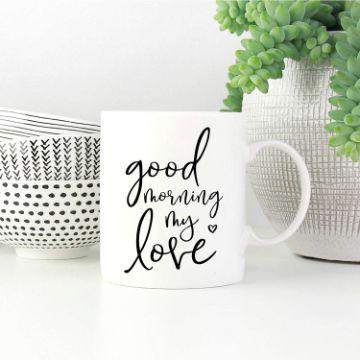 tarjetas de buenos dias para mi amor objetos