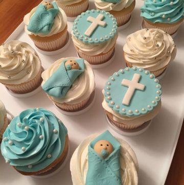 recuerdos de bautizo mexicanos cupcakes