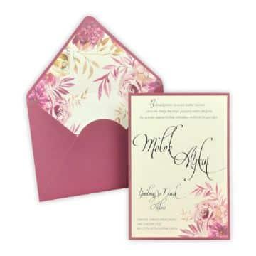 sobres para tarjetas de matrimonio decoracion interior