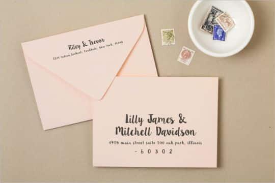 sobres para tarjetas de matrimonio papel