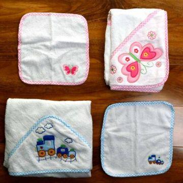 souvenirs en tela para nacimiento toallas bordadas