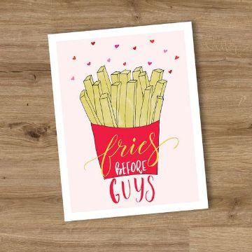tarjetas de san valentin para amigos curiosas