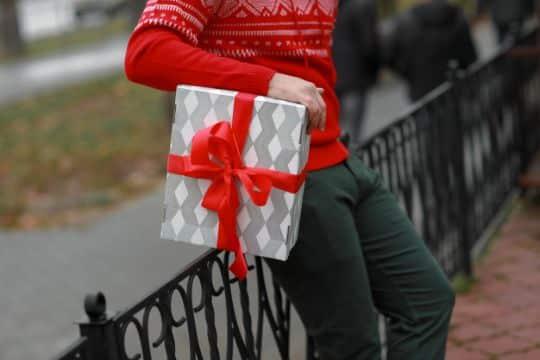 cajas de regalo para hombre manuales