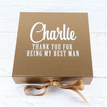cajas de regalo para hombre personalizadas