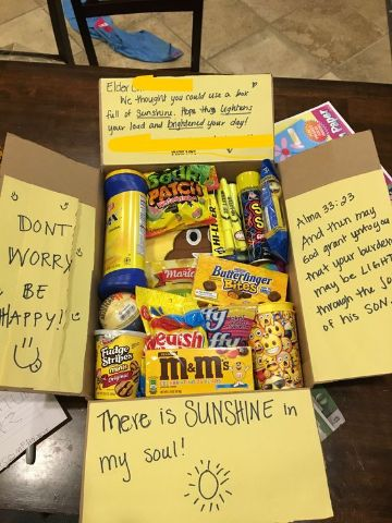cajas de regalo para mi novio divertidas