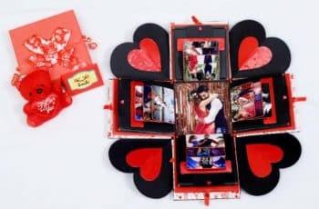 cajas de regalo para mi novio sorpresa