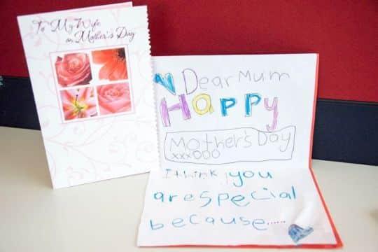 postales por el dia de las madres dibujos