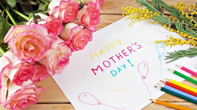 postales por el dia de las madres niños
