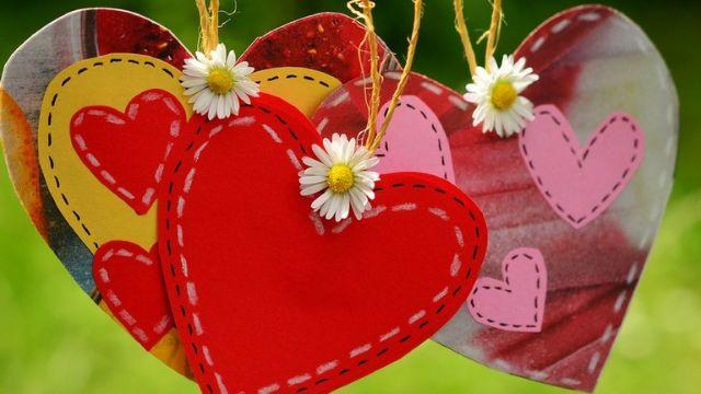tarjetas de amor a mi novio manualidades