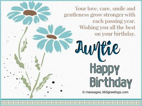 tarjetas de cumpleaños para mi sobrina y tia
